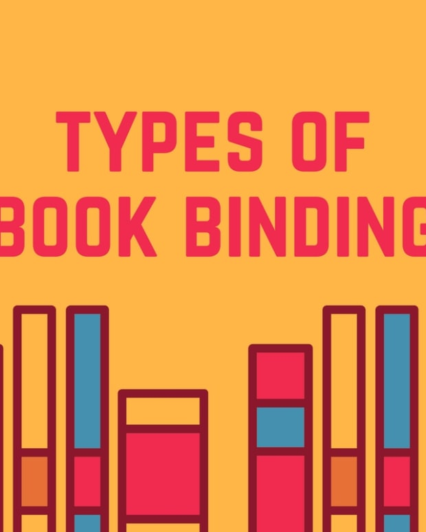 types-of-book-binding