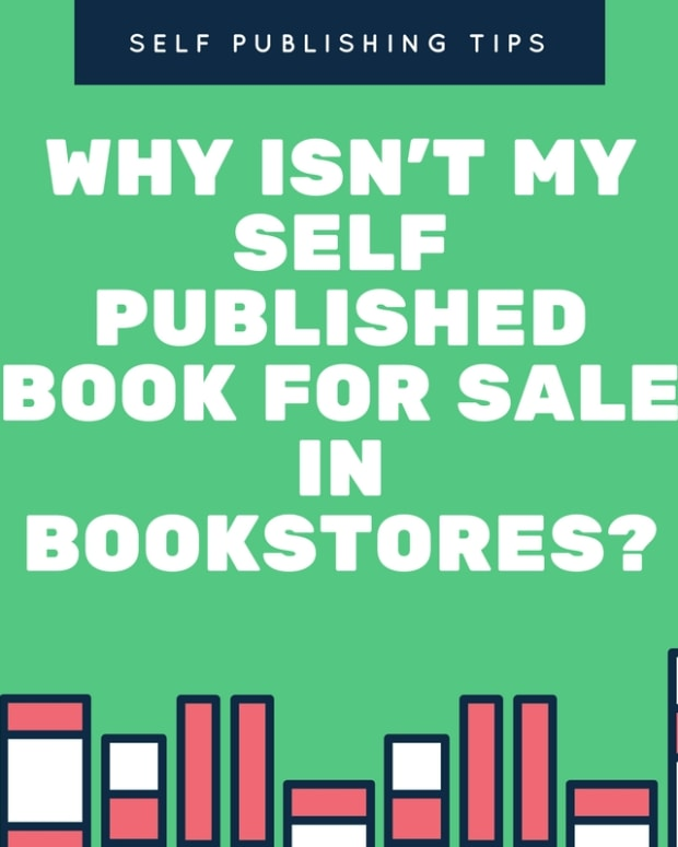 self-published-book-why-not-for-sale-in-bookstores