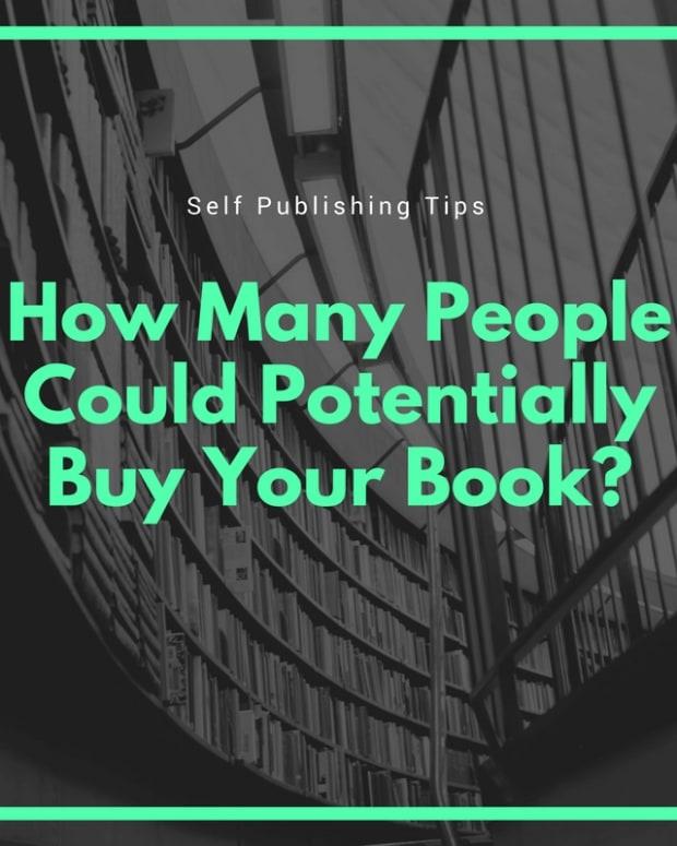 自我出版 - 提示 - 多人可以潜在 - 购买你的书