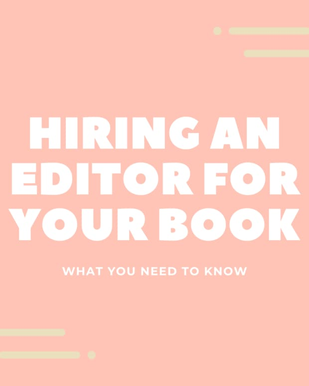 招聘 - 编辑为您的书 - 您的需要 - 您需要了解