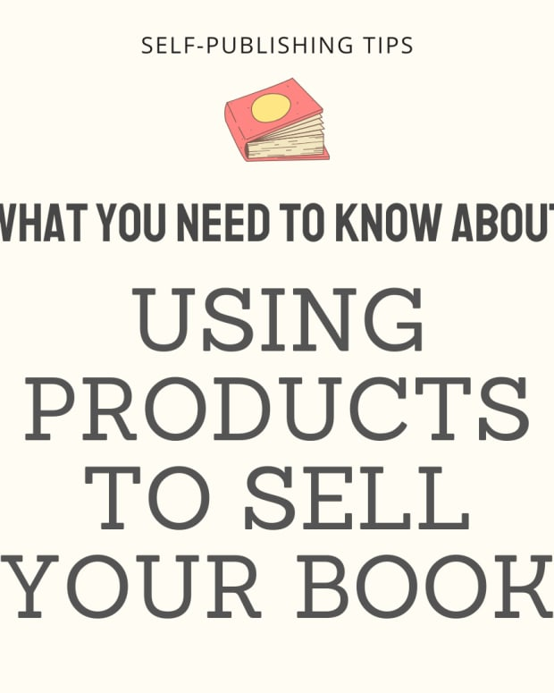 using-products-to-help-sell-self-published-books-what-you-need-to-know