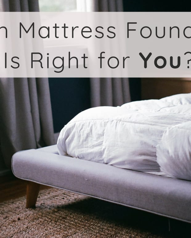 memory-foam-mattresses---what-type-of-foundation-is-best