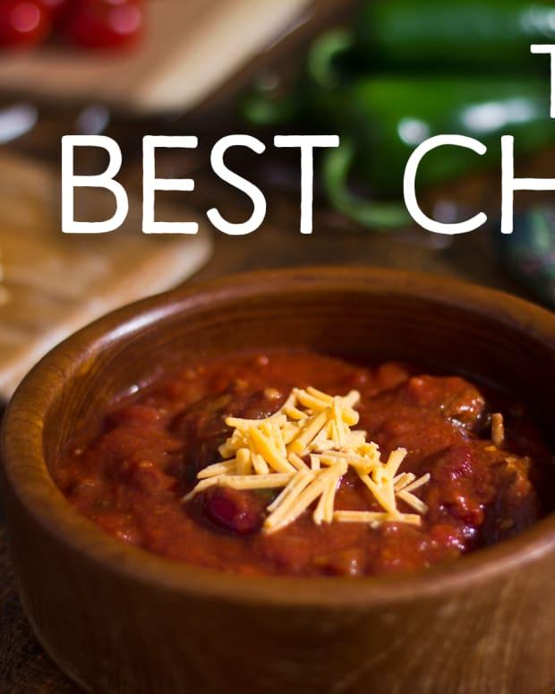best-chili-recipe-ever