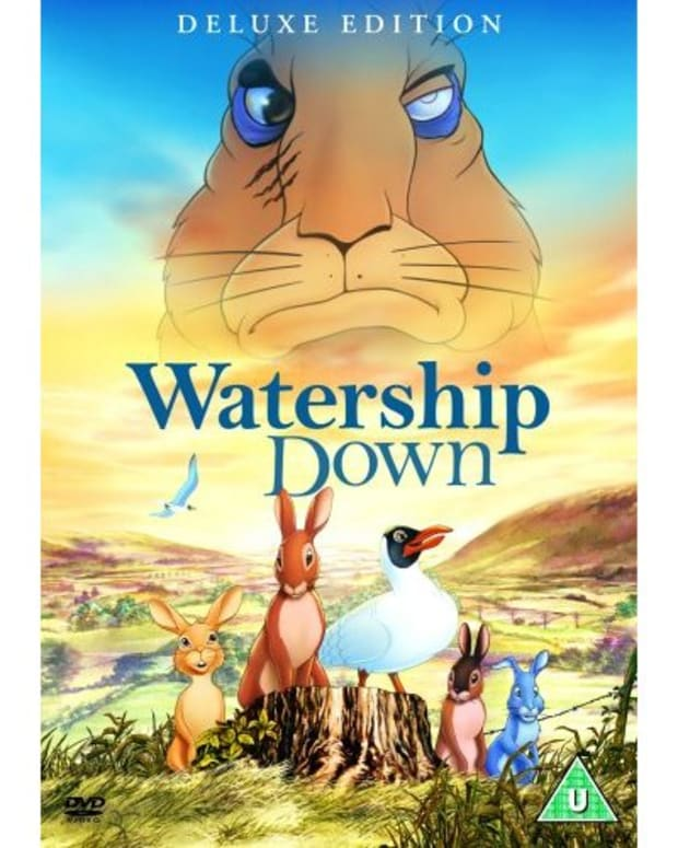 Curtesy of:  http://www.amazon.co.uk/Watership-Down-John-Hurt/dp/B0007LPLJ2/ref=pd_cp_d_h__0_img?pf_rd_p=212521591&pf_rd_s=center-41&pf_rd_t=201&pf_rd_i=B00005IBCP&pf_rd_m=A3P5ROKL5A1OLE&pf_rd_r=1XF92Q2WR6YC8J36WC14