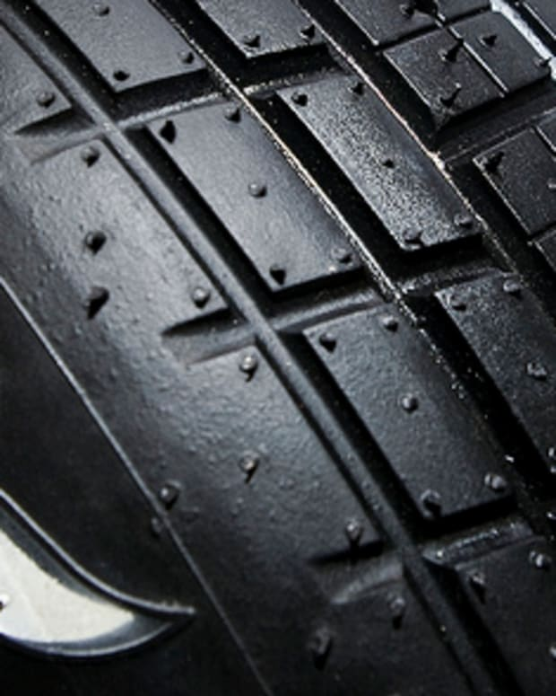 Treads on Tire (Photo courtesy by LDB Photography from Flickr)