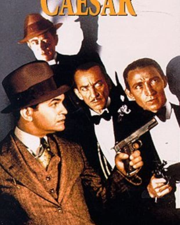 Gangster Movies of the 1930's and 1940's