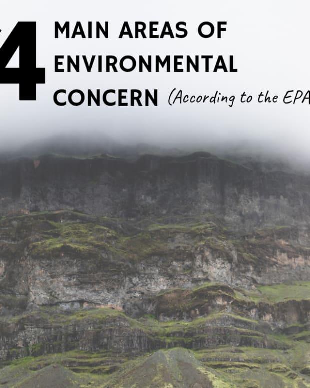 the-epas-4-major-environmental-concerns