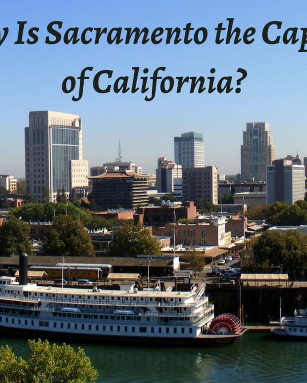 why-sacramento-is-the-capital-of-california