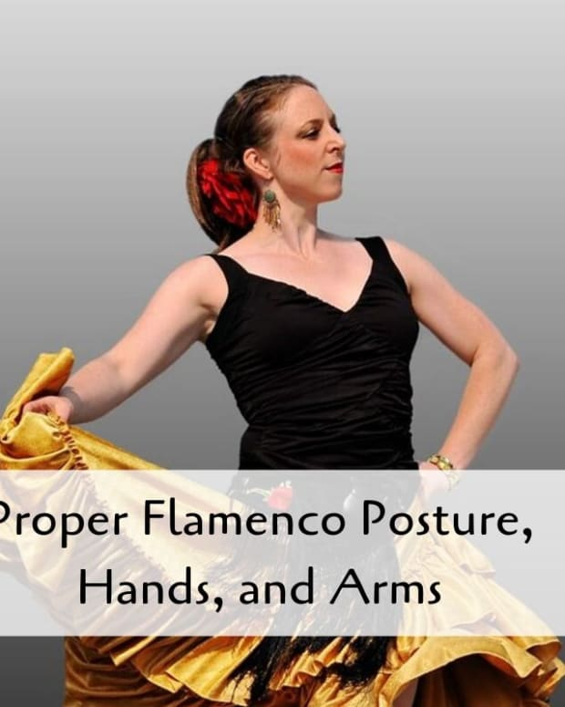 flamenco-posture