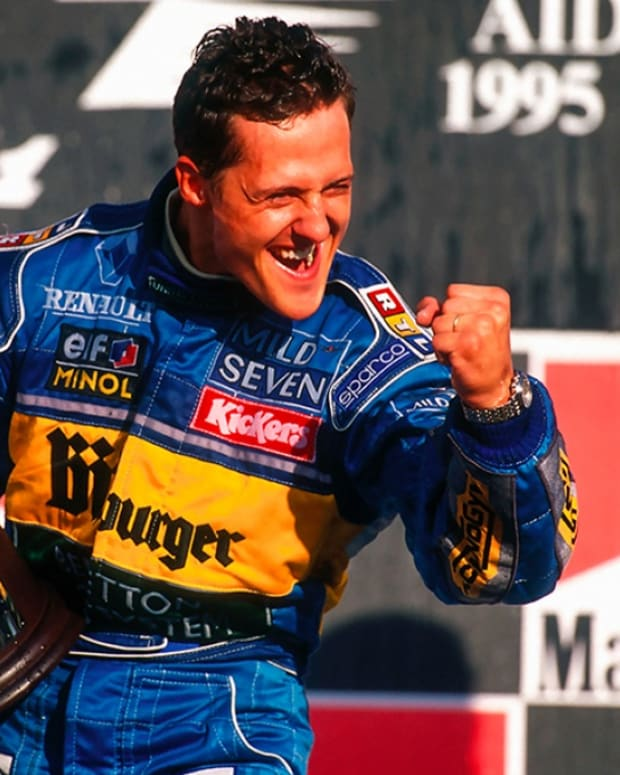 the-1995-pacific-gp-michael-schumachers-18th-career-win