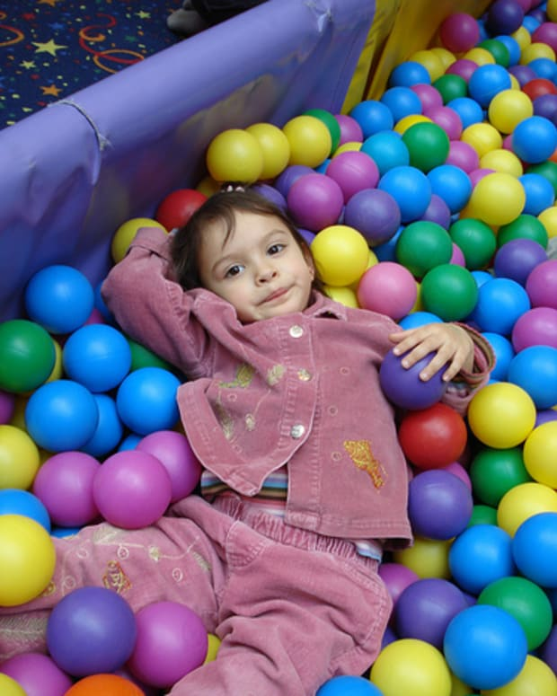 Some children seek out sensory opportunities while others are avoidant. Photo from Flickr.com.