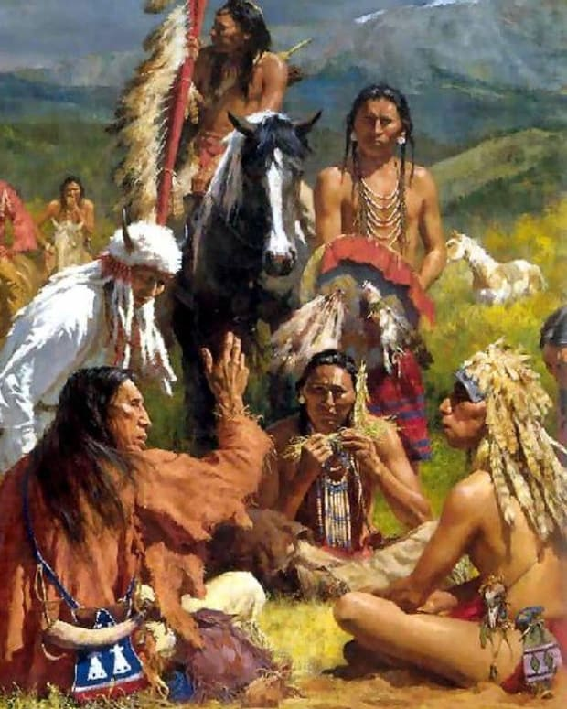 when-the-native-american-indians-first-met-the-european-settlers