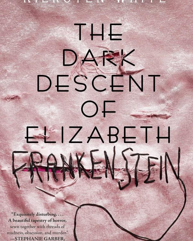 the-dark-descent-of-elizabeth-frankenstein-by-kiersten-white-book-review