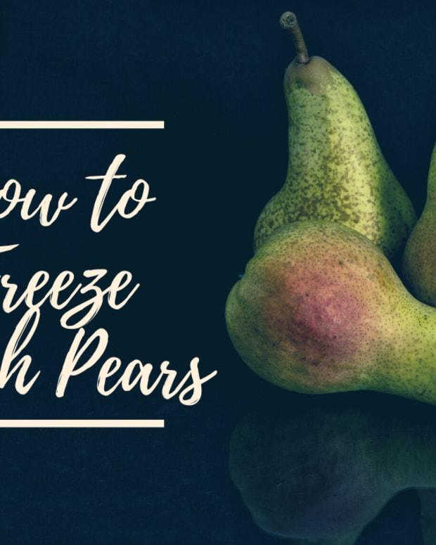 how-to-freeze-fresh-pears