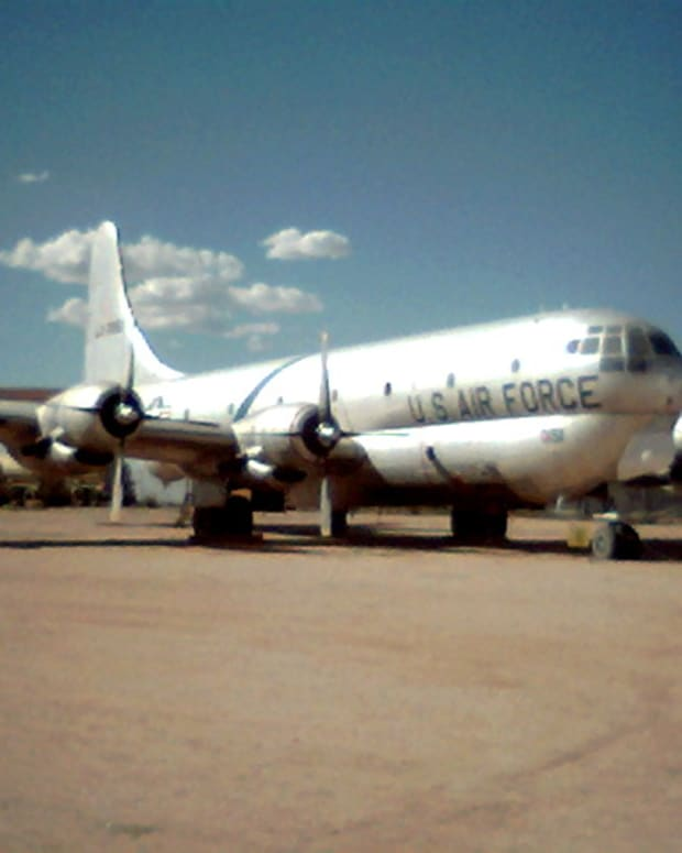 KC-97 Air Tanker