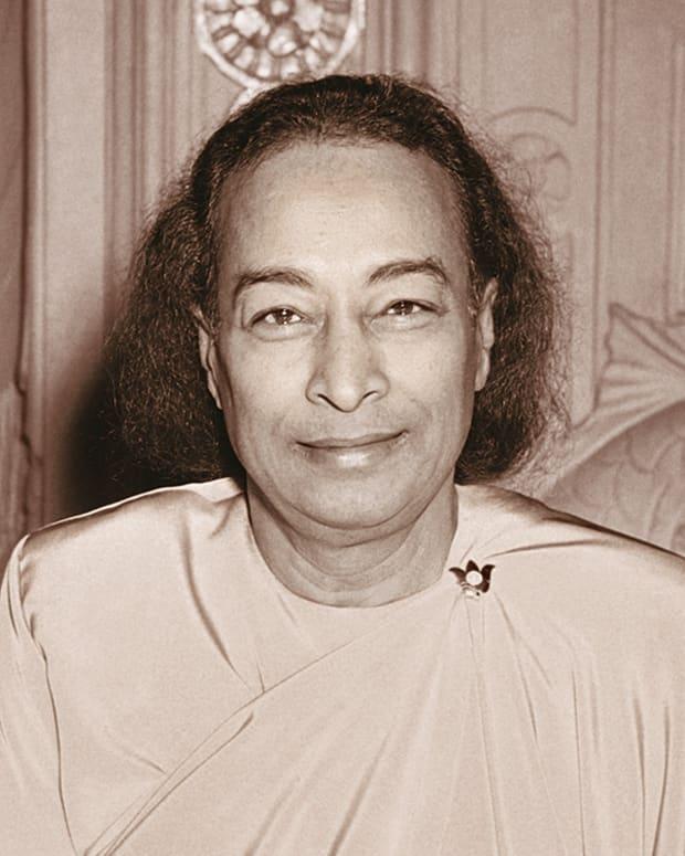 """Paramahansa Yogananda's """"Silence"""""""