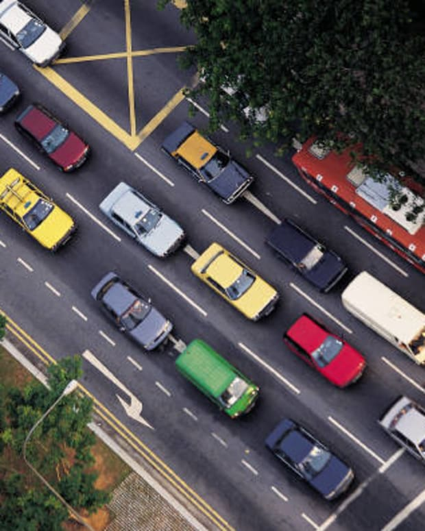 Defensive driving - intersections