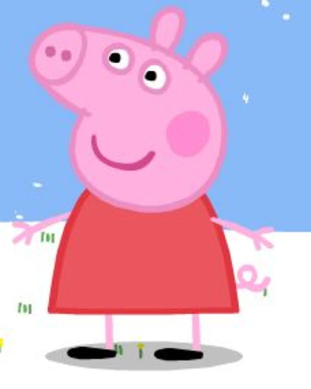 Peppa Pig Drawing Tutorial.    Peppa pig image copyright Mummy and Daddy Pig 2010.