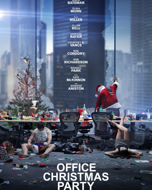 vault-movie-review-office-chrismtas-party
