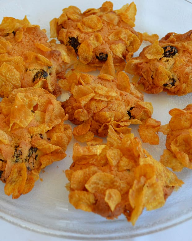 how-to-make-corn-flake-biscuits
