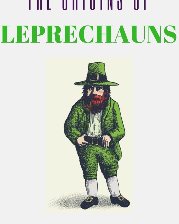 the-origins-of-leprechauns-where