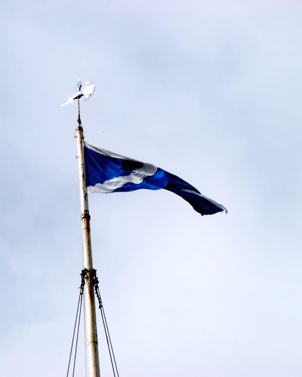 Scotland's Flag