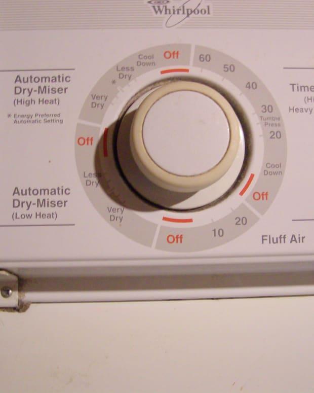 Whirlpool Timer Panel