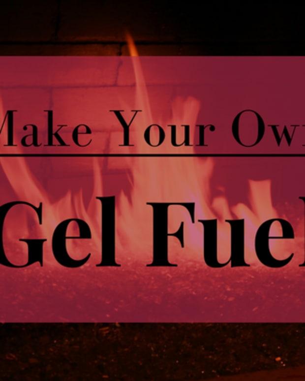 gel-fuel