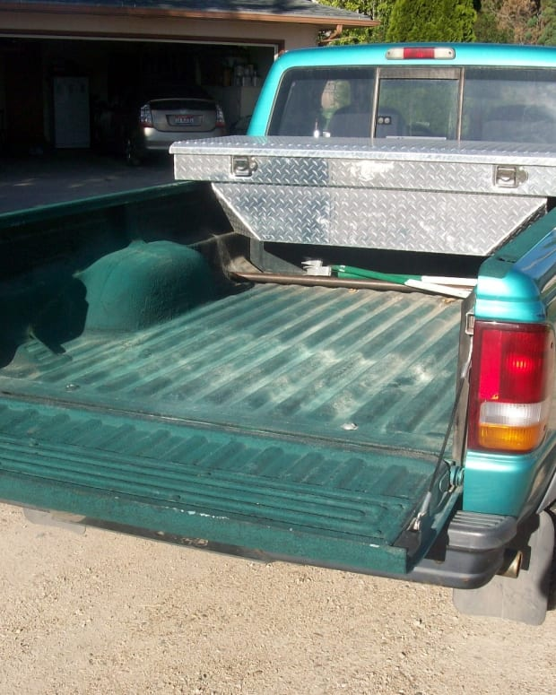 My do it yourself bedliner