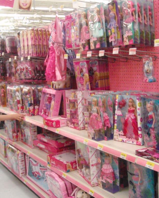 Girls' toys