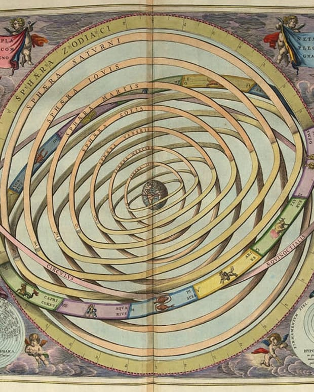 Ptolemaic Geocentric Model