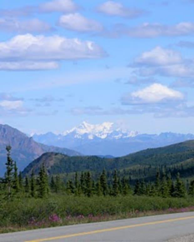Road Trip To Alaska On The Alaska Highway