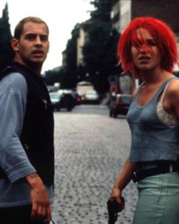 Run, Lola, Run AKA Lola rennt (dir. Tom Tykwer, 1998)