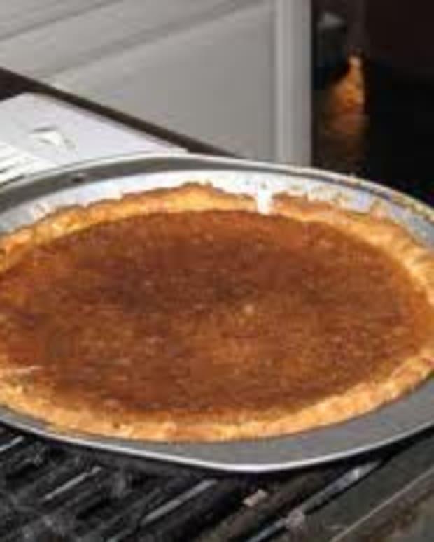 the vinegar pie