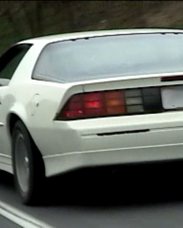 John (Trae) King's rare 1990 G92 optioned Camaro with the 230hp 5.0 LB9 TPI 5-speed and the DX3 Decal & Stripe delete option.