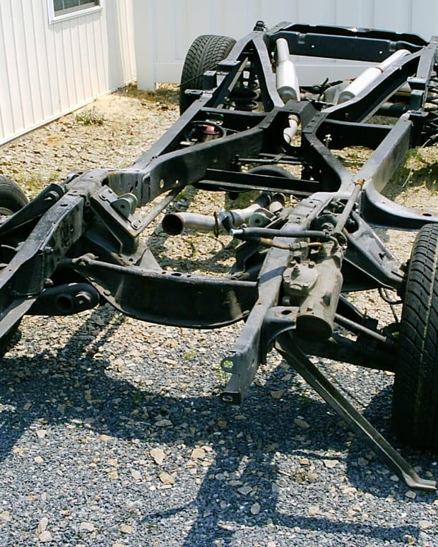 automotive-chassis-system