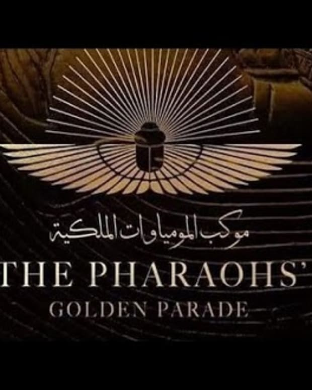 the-pharaohes-golden-parade