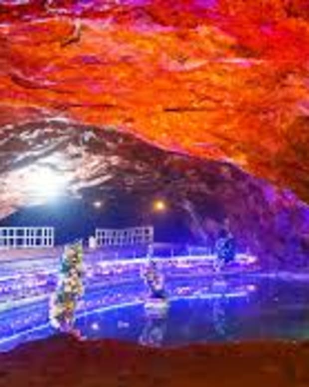 the-khewra-salt-mine