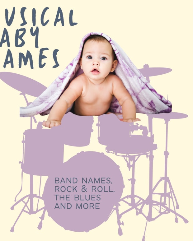 musical-and-rock-and-roll-baby-names