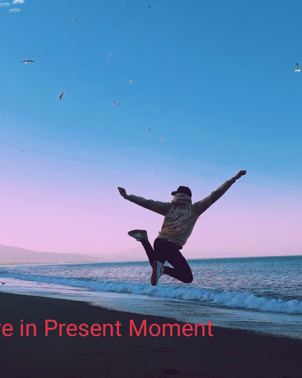 attainment-of-present-moment