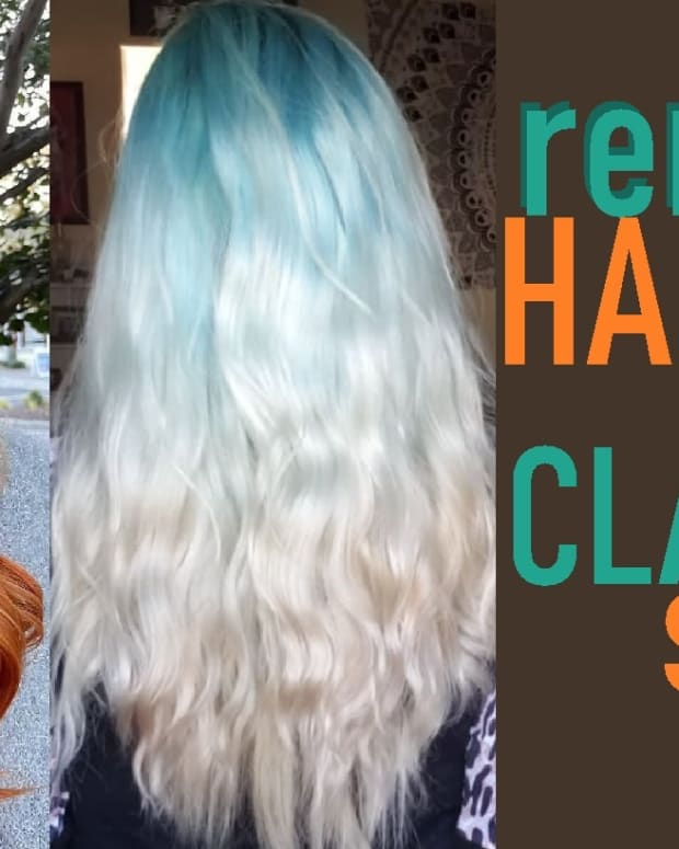 removing-hair-dye-with-clarifying-shampoo