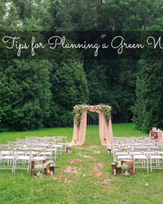 how-to-make-your-wedding-environmentally-friendly