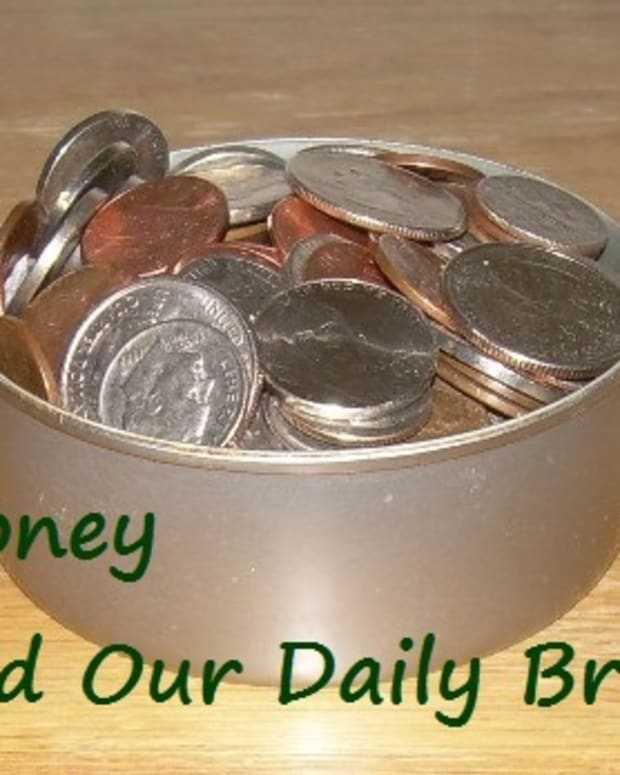 money-and-our-daily-bread
