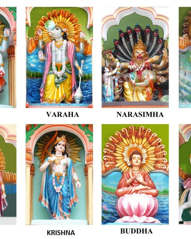 10-incarnations-of-lord-vishnu
