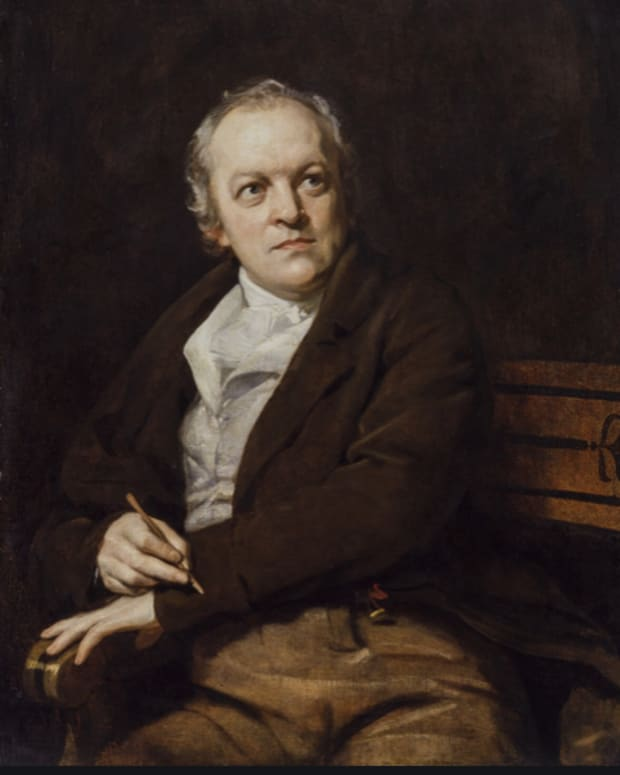 analysis-london-william-blake