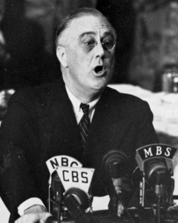 franklin d roosevelt a biography An editorial by the new york times declared, men will thank god on their knees a hundred years from now that franklin d roosevelt was in the white house.