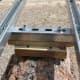 Blocks to Support Rail Braces