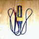 Un misuratore di tensione/continuità, di qualità molto migliore