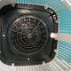 View of air purifier's fan unit