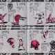 "Monsters listing for ""Getsu Fūma Den."""